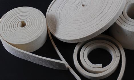 Plstěné pásky a kabely